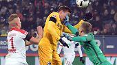 FC Augsburg - Eintracht Frankfurt 1:1 (1:1)