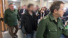 Zugunglück von Bad Aibling: Richter sieht in Fahrdienstleiter auch Opfer