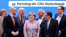 Spahn, Bouffier, Klöckner: Neuer CDU-Vorsitzender gesucht