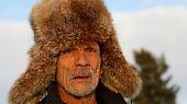 Baburin war Seemann, arbeitete auf einem Lastkahn und in einer Militäranlage in Krasnojarsk.