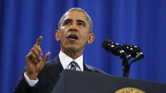 Künftige Außenpolitik der USA: Obama warnt Trump, Kerry will Nato beruhigen