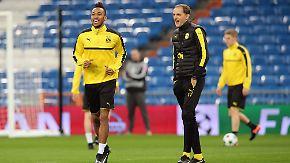 Klassiker der Königsklasse: BVB will sich gegen Real Madrid den Gruppensieg sichern