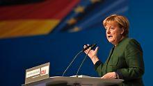 Zwei Sätze, ein Riss: Was man vom CDU-Parteitag wissen muss