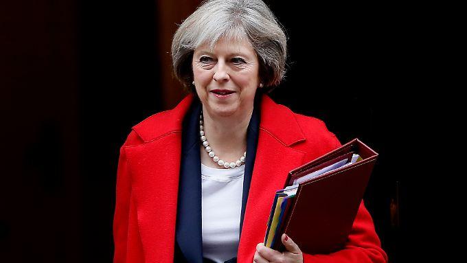 Bisher hatte es Theresa May abgelehnt, Details zum Brexit-Fahrplan zu veröffentlichen.