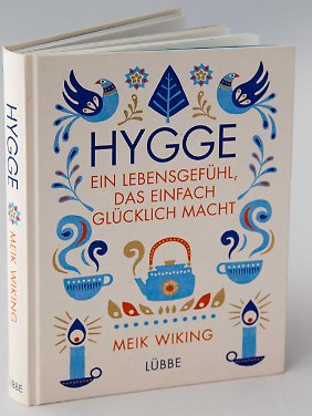 """""""Hygge"""" ist bei Bastei Lübbe erschienen und kostet 20 Euro."""
