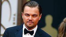 Wie passt das zusammen?: Trump empfängt Umweltschützer DiCaprio