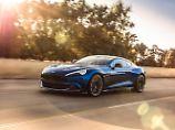 Wer 263.000 Euro über hat, kann den Aston Martin Vanquish S ab dem 12. Dezember bestellen.