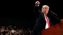 """Macher von """"Celebrity Apprentice"""": Trump bleibt Produzent von Reality-TV-Show"""