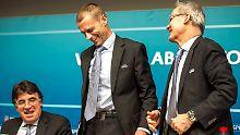 EM-Konkurrenz für den DFB: Uefa beschließt neue Anstoßzeiten