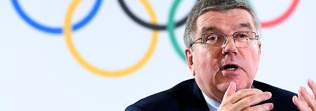 Sport erwartet McLaren-Nachbeben: IOC gerät unter Druck, Russland spottet