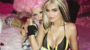 Promi-News des Tages: Kylie Jenner feiert wilde Party mit Christina Aguilera