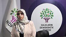Staats-Kontrolle wird ausgeweitet: Türkei nimmt weitere HDP-Mitglieder fest