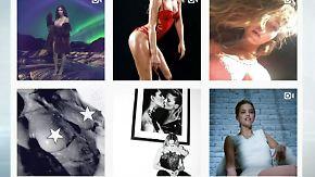 Promi-News des Tages: Heidi Klum räkelt sich nackt hinter Adventskalender-Türchen