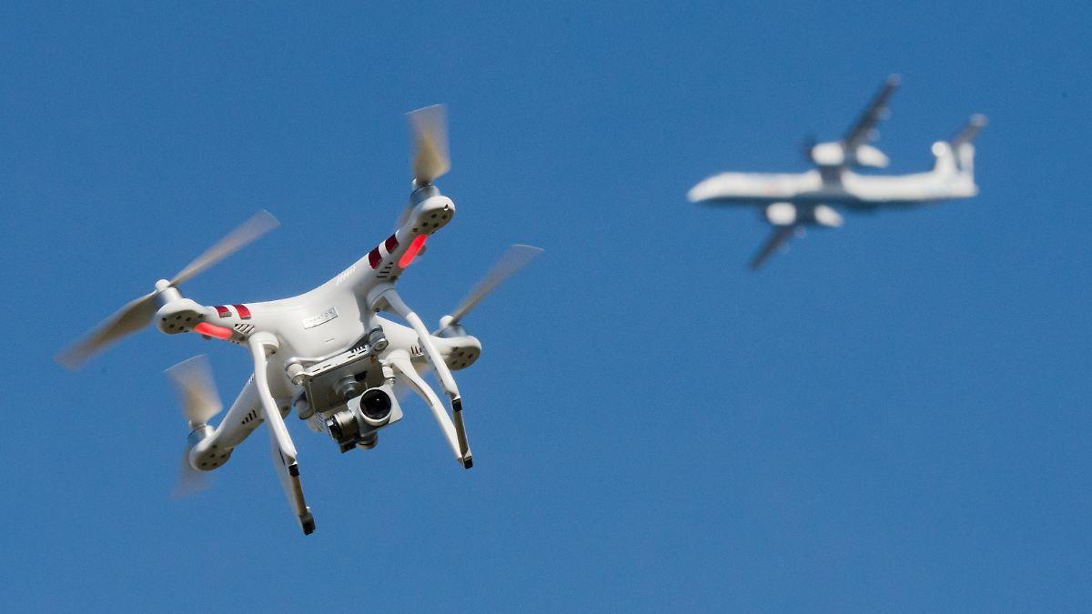 Drohnen-Führerschein ist jetzt Pflicht