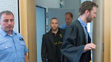 Tödliche Messerstiche in Herborn: Polizistenmörder kommt lebenslang in Haft