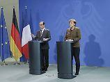 """""""Es wird nötig sein"""": Merkel will Russland-Sanktionen verlängern"""