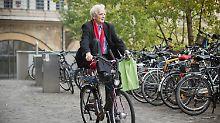 Weg von der großen Bühne: Ströbele sagt dem Bundestag Adieu