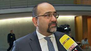 """Omid Nouripour zum Syrienkonflikt: """"Europäer haben es nicht geschafft, mit einer Stimme zu sprechen"""""""