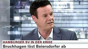 """Niebuhr zum neuen HSV-Chef: """"Bruchhagen ist kein Mann für die Zukunft"""""""
