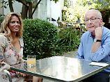 """""""Kein bisschen geholfen"""": Naddel wettert gegen Peter Zwegat"""