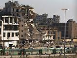 Busse und Krankenwagen unterwegs: Evakuierung von Ost-Aleppo beginnt