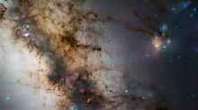 Schutz gegen tödliche Strahlung: Kosmische Schilde könnten Aliens verraten