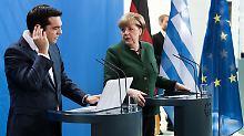 Die Finanzlage Griechenlands ist wieder einmal das bestimmende Thema.