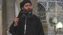 Nächte im Sprengstoff-Pyjama: Bericht: IS-Chef schläft in Selbstmordweste