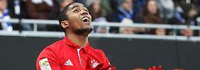 """Arbeitssieg gegen tapfere """"Lilien"""": Costa erlöst blutleere Bayern"""
