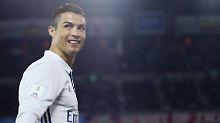"""Aller guten Dinge sind drei: Ronaldo rasiert die """"Giant Killer"""""""