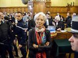 Neue Führungsdebatte droht: Gericht spricht IWF-Chefin Lagarde schuldig