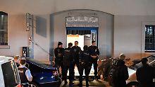 Bluttat in der Schweiz: Polizei identifiziert Moschee-Schützen