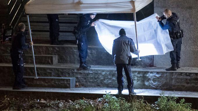 Der Tote unter der Gessnerbrücke könnte der Schütze sein.
