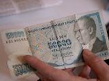 Der Börsen-Tag: Türkei-Krise setzt Lira weiter unter Druck