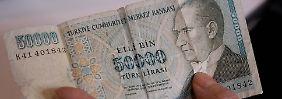 Leitzinsen nicht angetastet: Türkische Notenbank belastet Lira