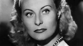 Michèle Morgan.