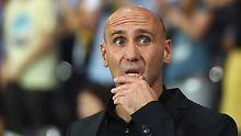 Siebte Trainerentlassung der Saison: Gladbach feuert Coach Schubert