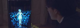 "Erste holografische ""Ehefrau"": Hikari soll Männern den Alltag versüßen"