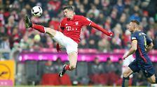 Im Endspiel um die Tabellenführung zur Winterpause haben die Münchner die Machtverhältnisse in der Fußball-Bundesliga auf beeindruckende Art zurechtgerückt.