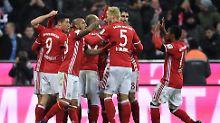 Schaulaufen gegen RB Leipzig: Der FC Bayern macht Ernst und feiert sich