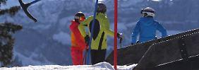 Von Schneelage bis Wetterwarnung: Diese Apps helfen Wintersportlern