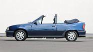 Die Optik des in Turin bei Bertone produzierten Kompakt-Cabrios wird von dem charakteristischen Überrollbügel dominiert. Viele der beliebten Viersitzer haben es aufgrund mangelnder Rostvorsorge nicht über die Zeit geschafft.
