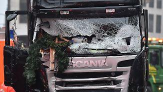 Lkw-Attentat von Berlin: CDU will Untersuchungsausschuss im Fall Amri
