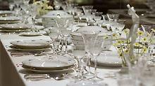 Gutes Design allein reicht nicht: Einzelteile sind des Porzellan-Service Tod