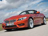 Der BMW Z4 litt Zeit seines Lebens unter mangelnder Nachfrage. 2016 wurde die Produktion eingestellt.