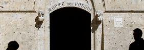 Monte dei Paschi braucht Milliarden: Italien beschließt Notfallhilfe für Krisenbank
