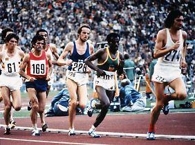 Miruts Yifter gewann zweimal Olympia-Gold für Äthiopien.