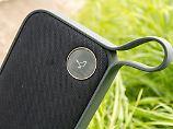 Starker Sound, clevere Extras: Vier tolle und schicke Bluetooth-Lautsprecher