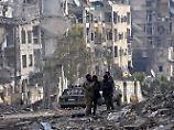 Realpolitik erhält Einzug: Syrien-Teilung in Einfluss-Zonen geplant