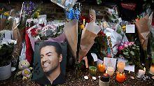 Woran starb George Michael?: Todesursache bleibt unklar